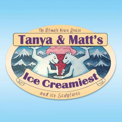 Tanya and Matt's Logo - small